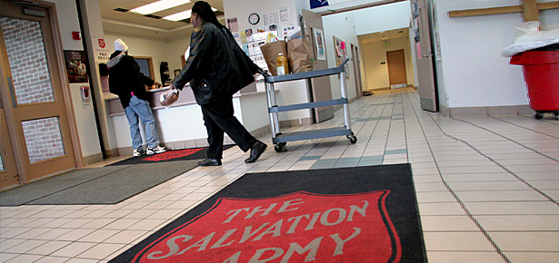 The Salvation Army Ray and Joan Kroc Corps Community Center of Cour d'Alene, ID.