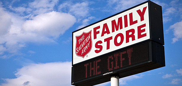 Every dollar generated by our Family Stores is used to fund our Adult Rehabilitation Centers.