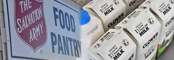 Salvation Army Food Pantry Lancaster Ohio